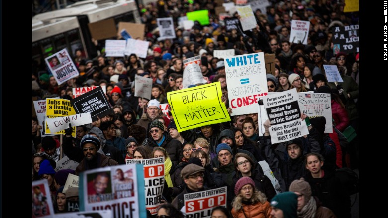 Report confirms what we know: police kill Black men twice as ofter as the kill others