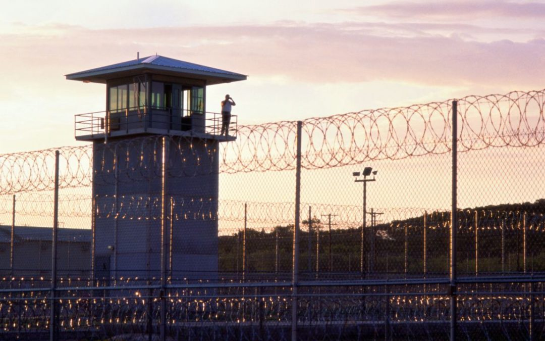DOJ to end use of private prisons. Prison stocks plummets