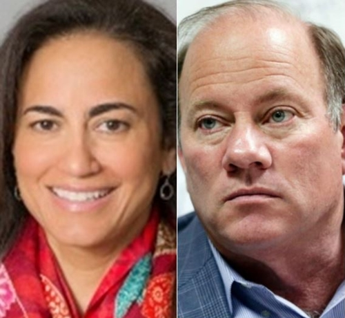 After video showing Mayor Duggan creeping/non profit questions, wife files for divorce